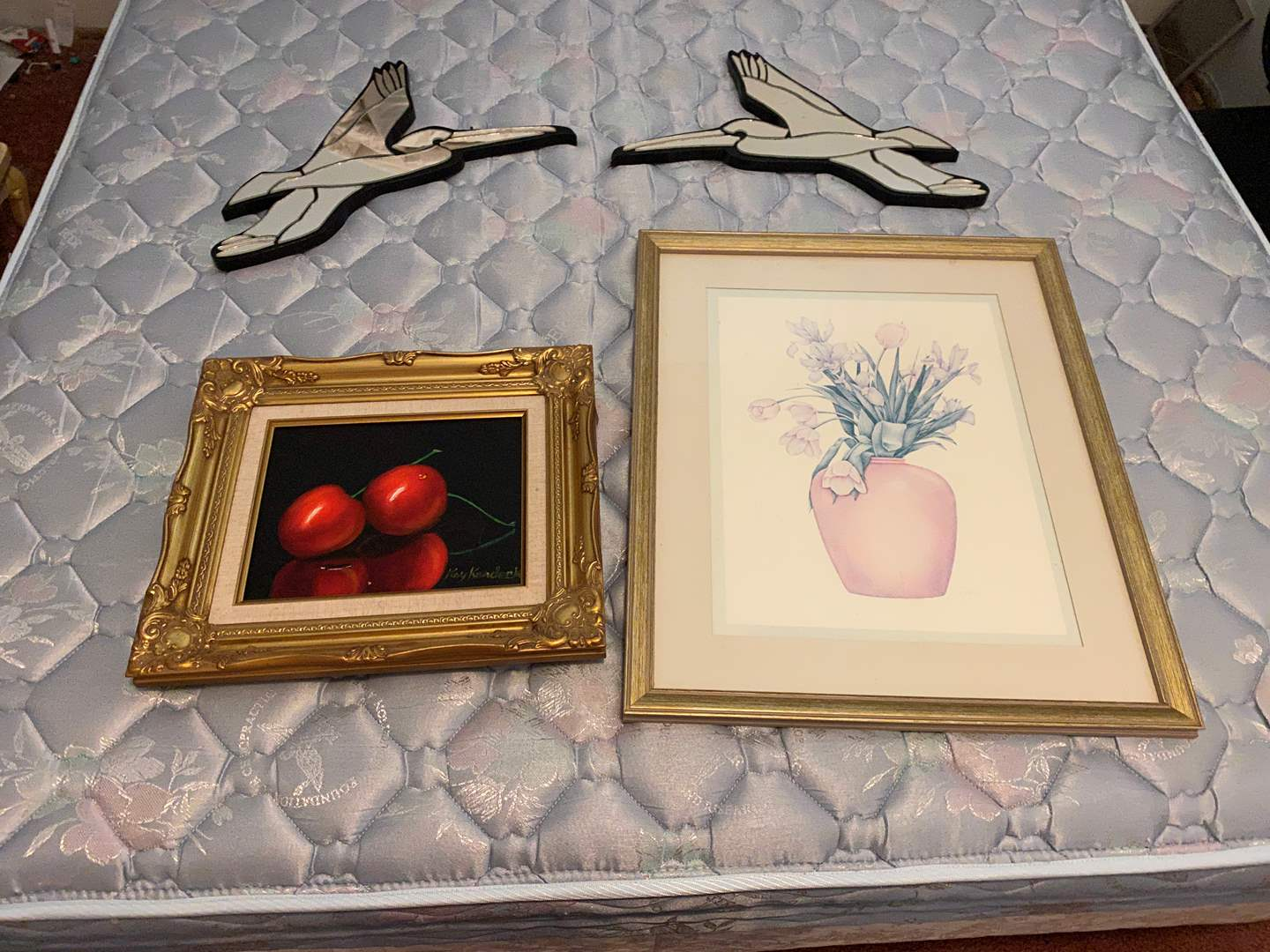 Lot # 47 - Misc. Artwork & Wall Hangings of Various Sizes (main image)