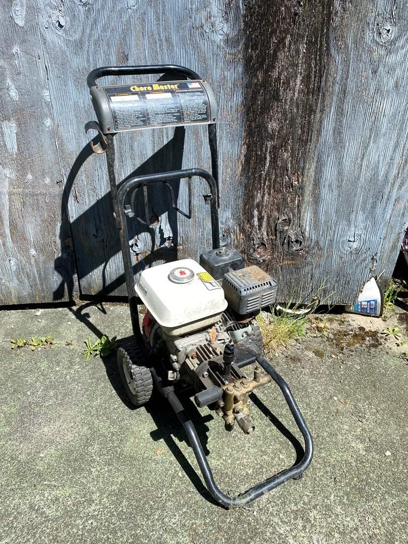 Lot # 237 - Older Honda Pressure Washer (main image)