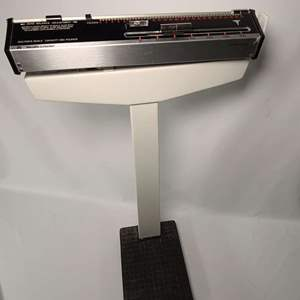 Lot#155 Large Health-O-Meter Scale