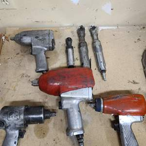 Lot#213 Pnuematic Tool Lot