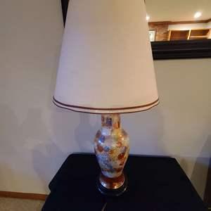 Lot#237 Beautiful Cloisonne Lamps