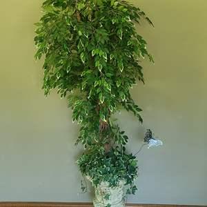 Lot#15 Faux Tree