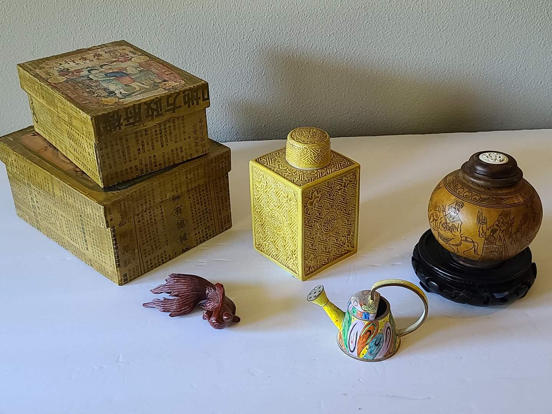 Lot#22 Oriental Décor Collection (main image)