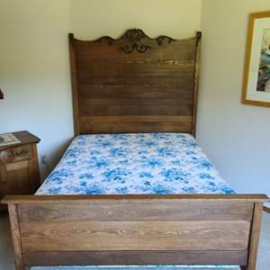 Lot#66 Antique Bed