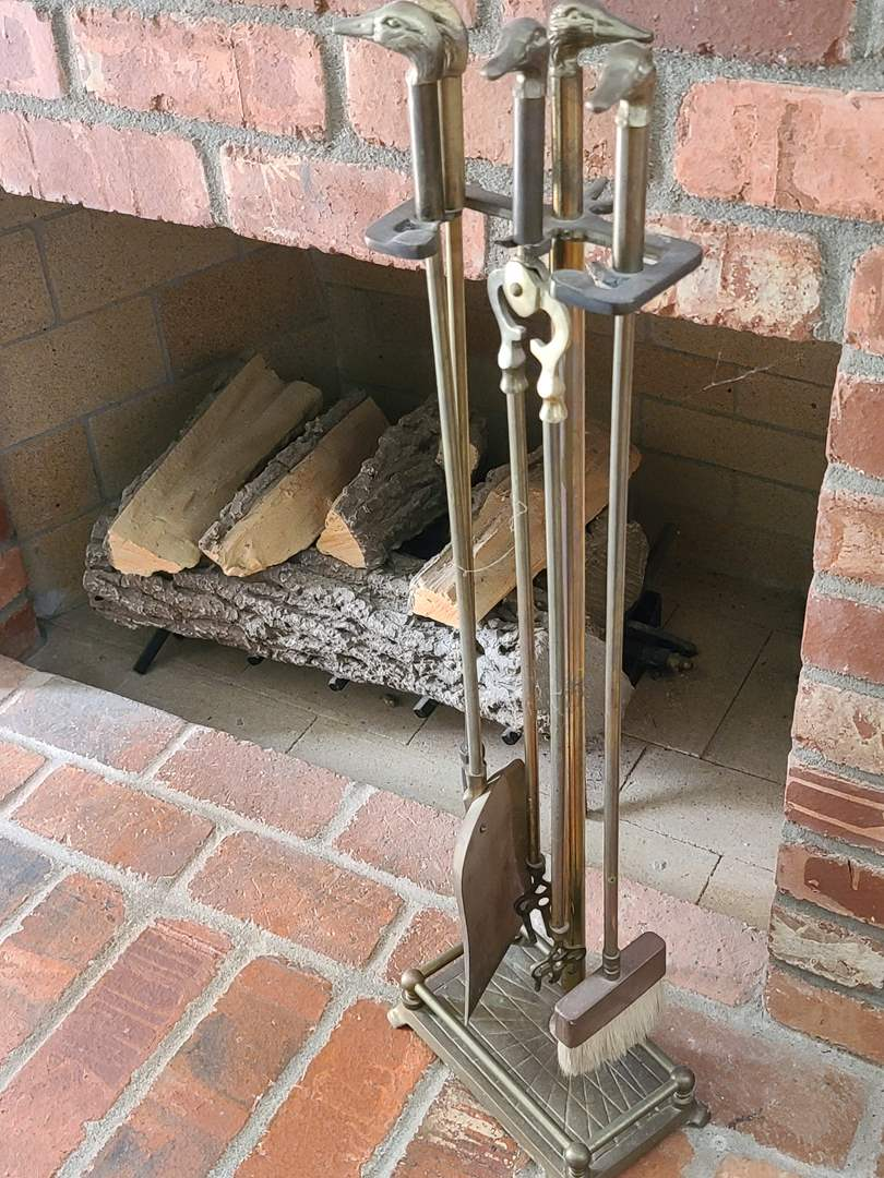 Lot#41 Fireplace Accessories (main image)