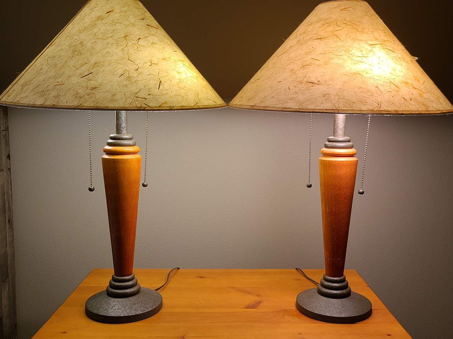 Lot#46 Pair Of Table Lamps (main image)