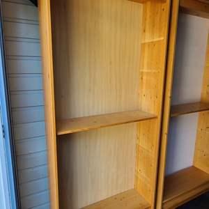 Lot#80 Canwood Furniture Bookshelf