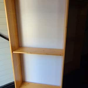Lot#81 Canwood Furniture Bookcase