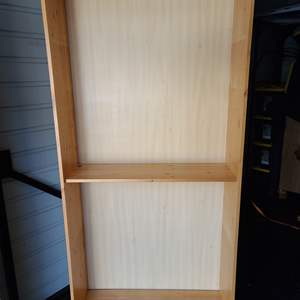 Lot#82 Canwood Furniture Bookcase