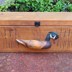 Lot#84 You Got A Duck In Your Trunk