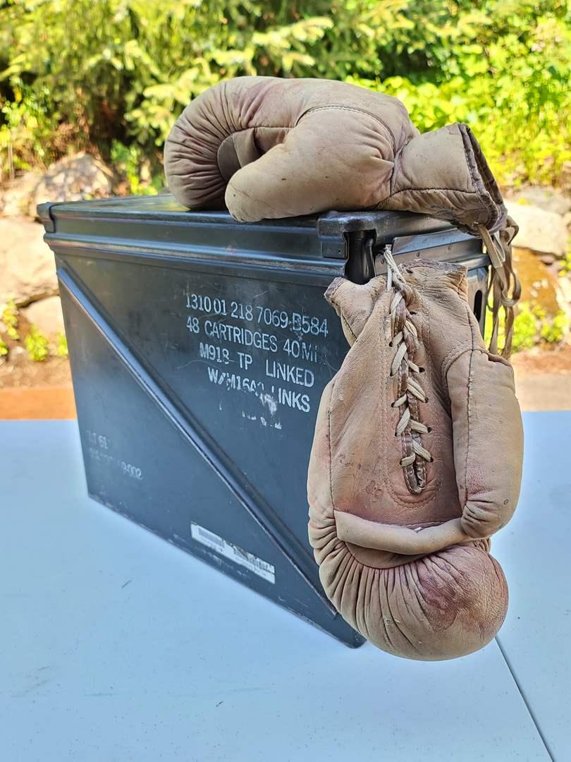 Lot#94 Ammo Box-Ing Gloves (main image)