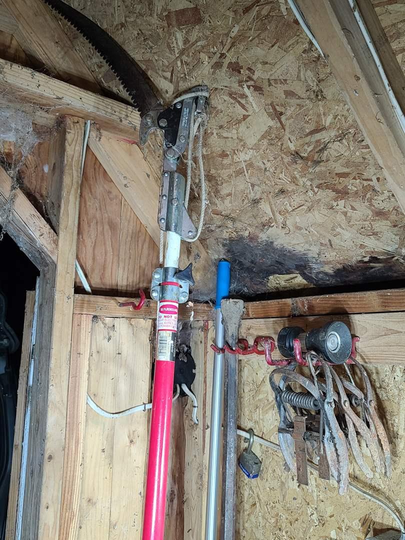 Lot#189 Fiskar Tree Trimmer, Breaker Bar & More (main image)