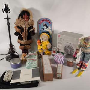 Lot#137 More Knick Knack for Patty Whack