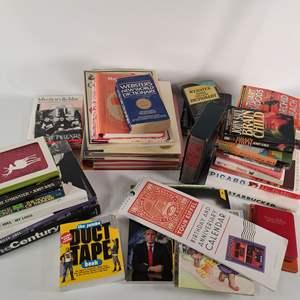 Lot#140 Assorted Book Lot