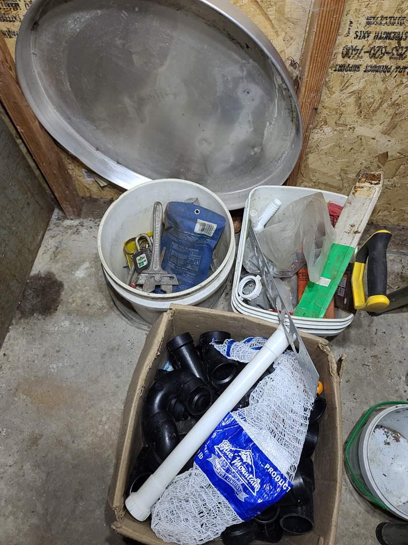 Lot#199 Plumbing Lot w/Expansion Tank (main image)