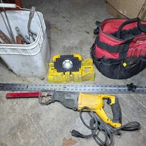 Lot#200 Power & Hand Tools