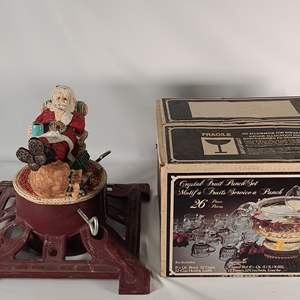 Lot#172 Santa's On The Punch Again