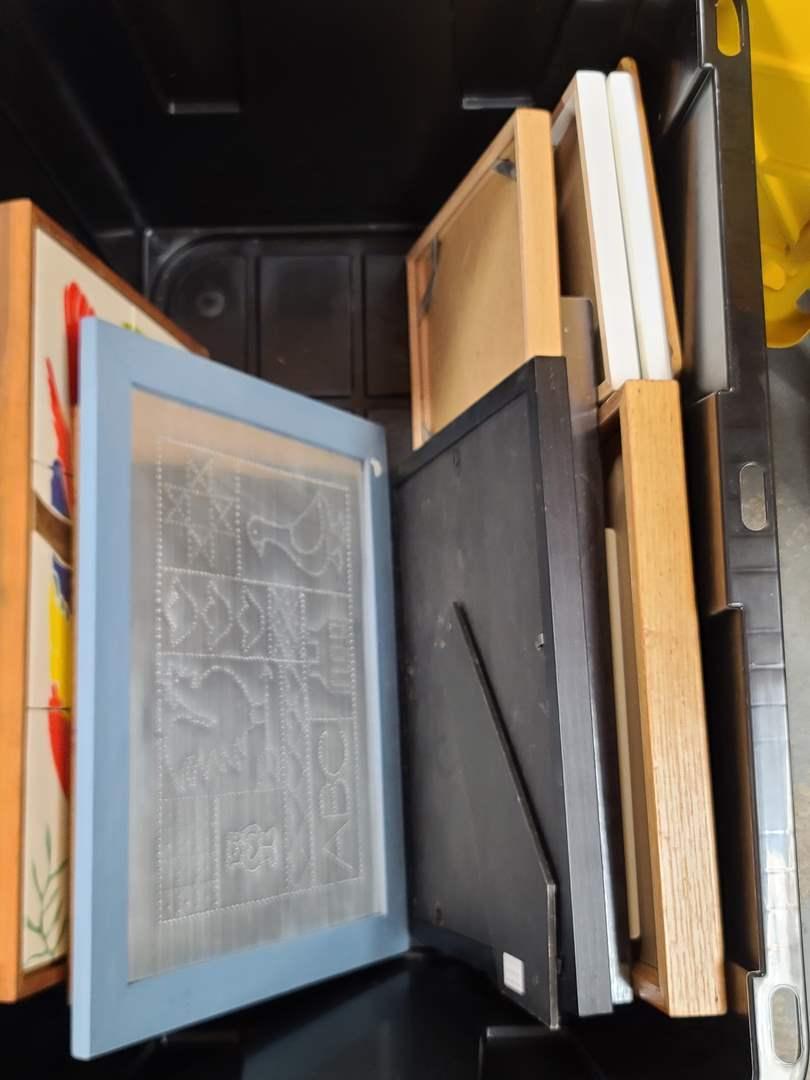 Lot#173 Assorted Frames & More (main image)
