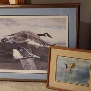 Lot#230 Assorted Art Signed & Numbered