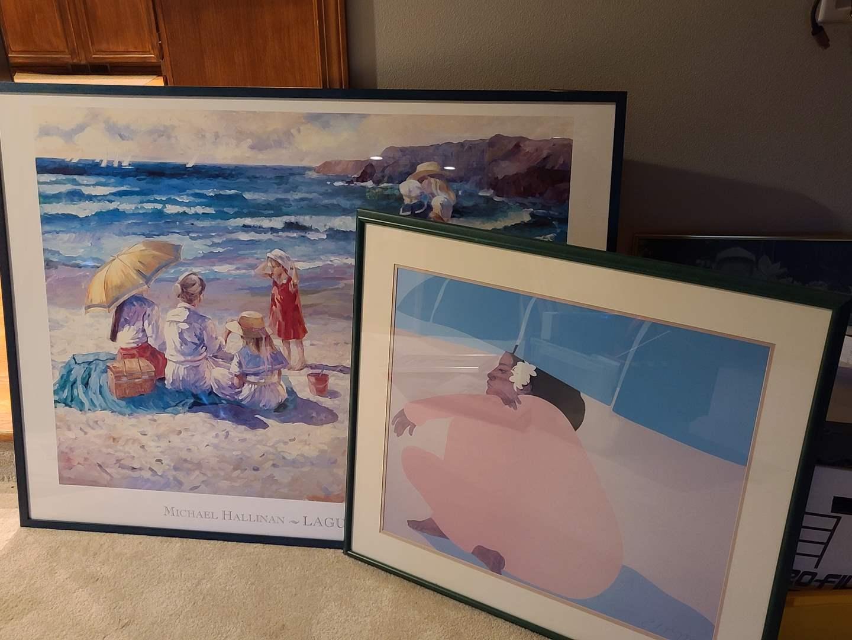 Lot#233 Pick A Pair Of Prints (main image)