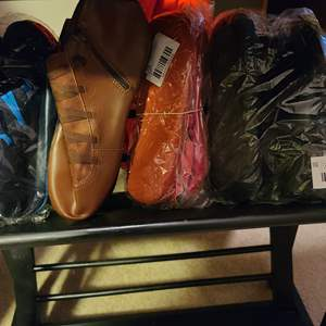 Lot#238 Assorted Clothes and Shoes