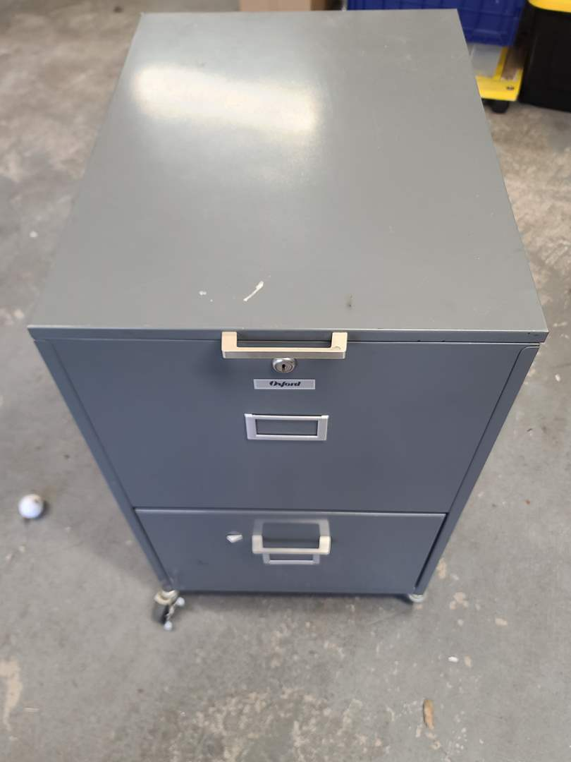 Lot#244 File Cabinet (main image)