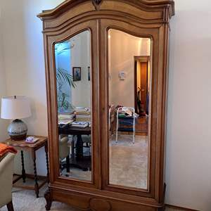 Lot # 1 - Beautiful Antique Armoire