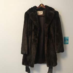 Lot # 38 - Frederick & Nelson of Seattle Vintage Mink Fur Coat