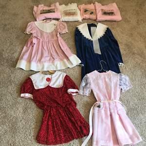 Lot # 52 - Small Selection of Girl's Dresses & Sweatshirts
