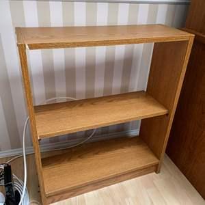 Lot # 141 - Small Book Shelf