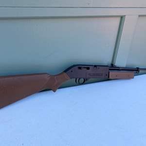 Lot # 244 - Pumpmaster 760 Air Rifle