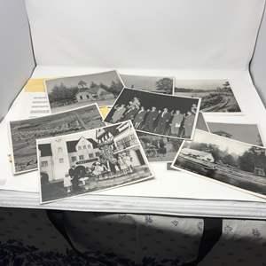 Lot #267 - Black & White Photos