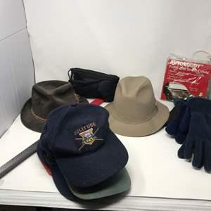 Lot #268 - Men's Hats & More..