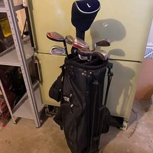 Lot #285 - Set of Powermax Revelation Hybrid Golf Clubs