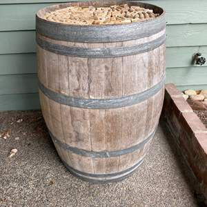 Lot #310 - Another Large Wine Barrel