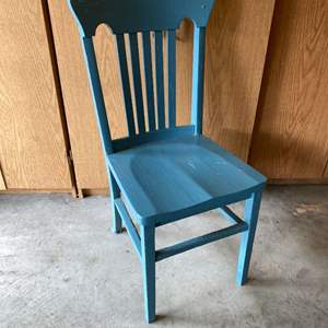 Lot # 183 - Vintage/Antique Chair