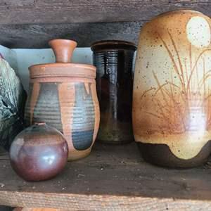 Lot # 60 Vases