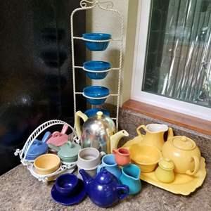 Lot # 158 Tea Time