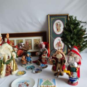 Lot # 203 Get your Christmas
