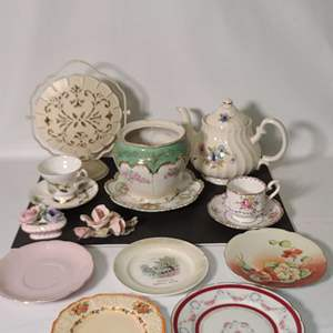 Lot # 245 Tea Time