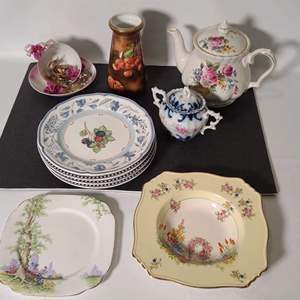 Lot # 246 Tea & Crumpets