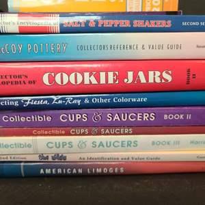 Lot # 275 collectors books