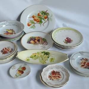 Lot # 34 Beautiful Dishes