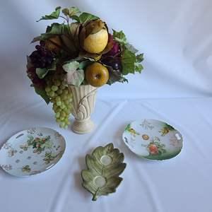Lot # 50 Vase and Asst. Kitchen