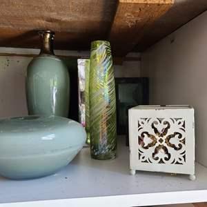 Lot # 61 More Vases