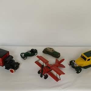 Lot # 98 Planes, Trains, & Automobiles
