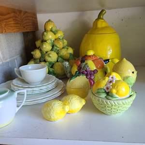 Lot # 67 When Life Gives You Lemons