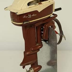 Lot # 100 Sea Horse Mini Outboard Motor