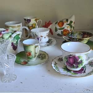 Lot # 73 Got Tea?