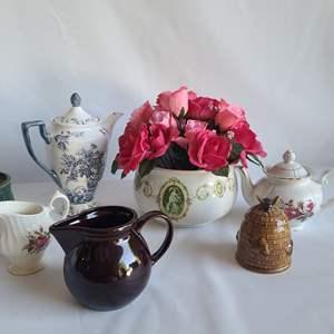 Lot # 78 Tea Party